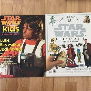 Star Wars Kids Premiere Issue